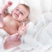 Veja qual o tamanho correto da fralda para cada fase do bebê