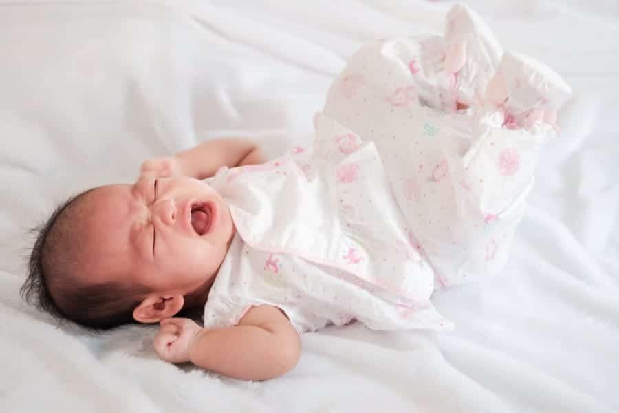 Saiba reconhecer a cólica no bebê