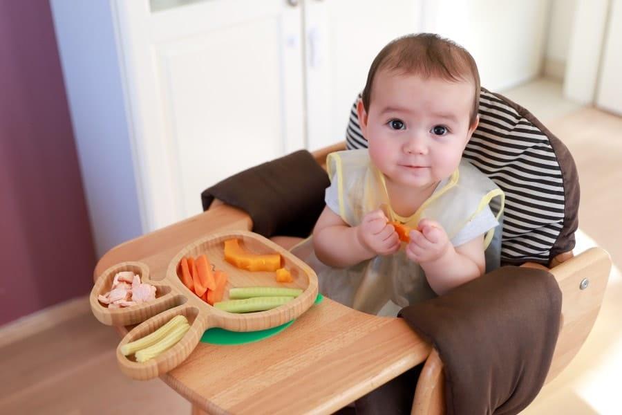 O método BWL dá mais autonomia ao bebê