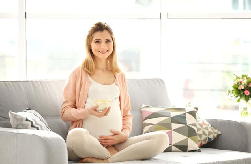 Evite os enjoos na gravidez, comendo a cada 2 horas