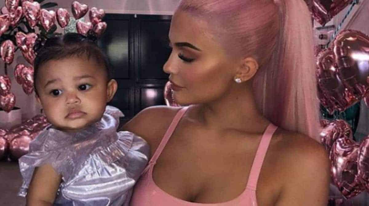 Entrada para a festa de dois anos da bebê de Kylie Jenner