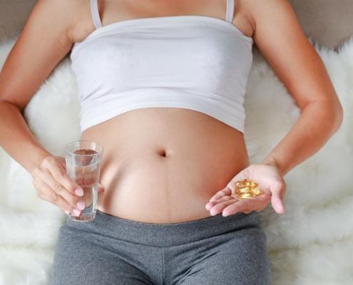 Aprenda para que serve o ácido fólico na gravidez