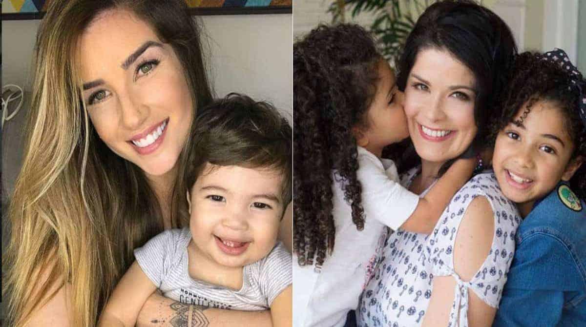 Aline Gotschalg recebe críticas e Samara Felippo sai em defesa