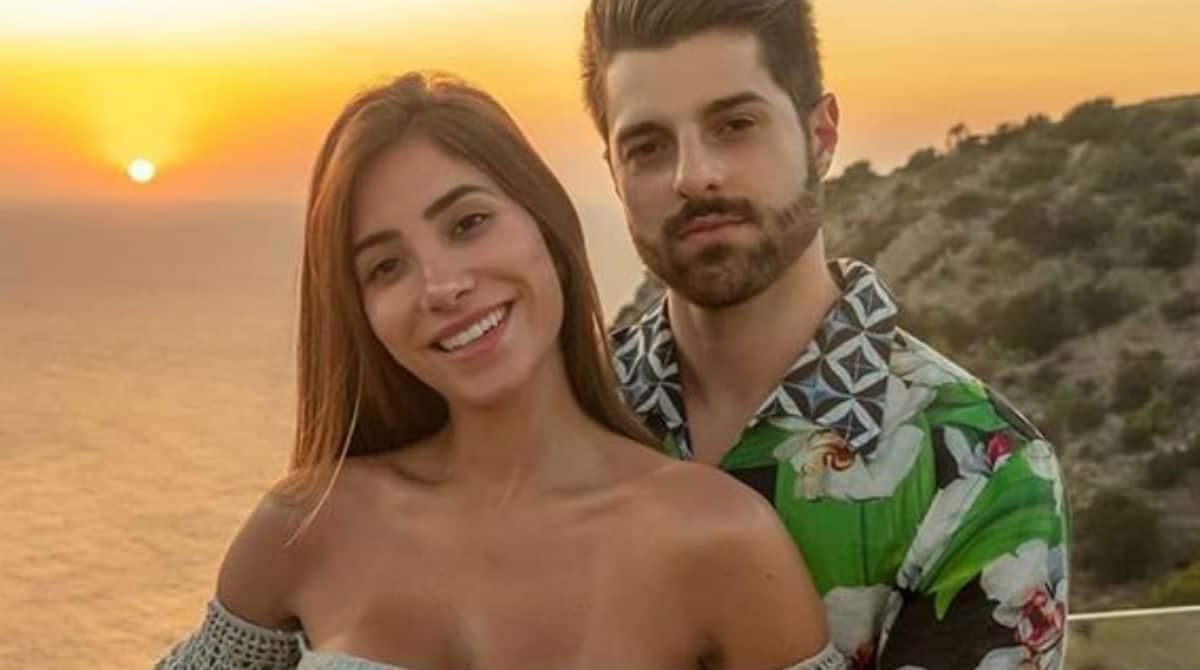 Alok e Romana Novais revelaram sexo do bebê
