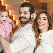 DJ Alok e Romana Novais contaram o sexo do próximo filho