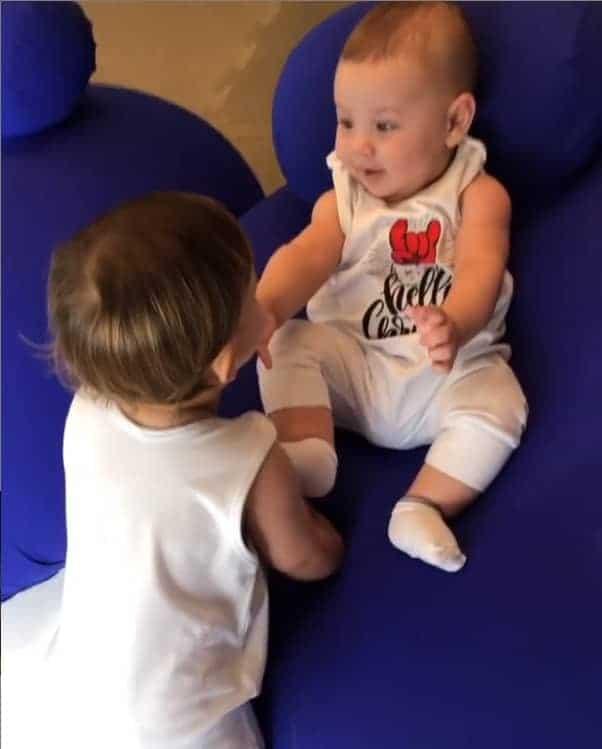 Bebês de Andressa Suita e Gusttavo Lima