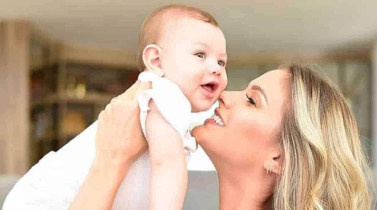 Veja o que Andressa Suita falou sobre os cabelos após ser mamãe
