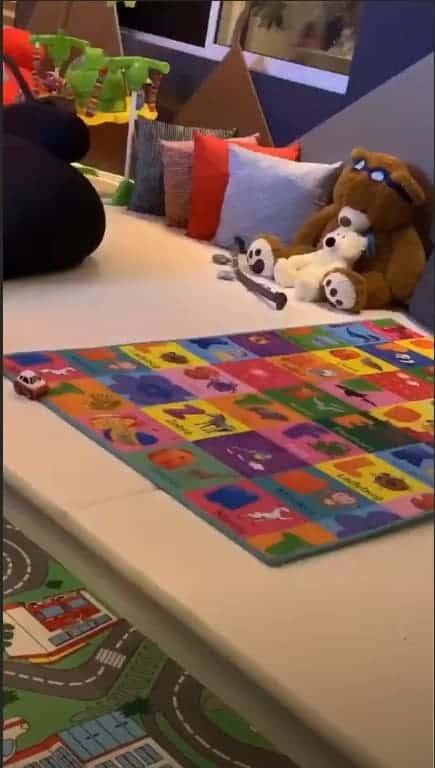 Muitas cores no lindo quarto de Gabriel, filho de Andressa Suita e Gusttavo Lima