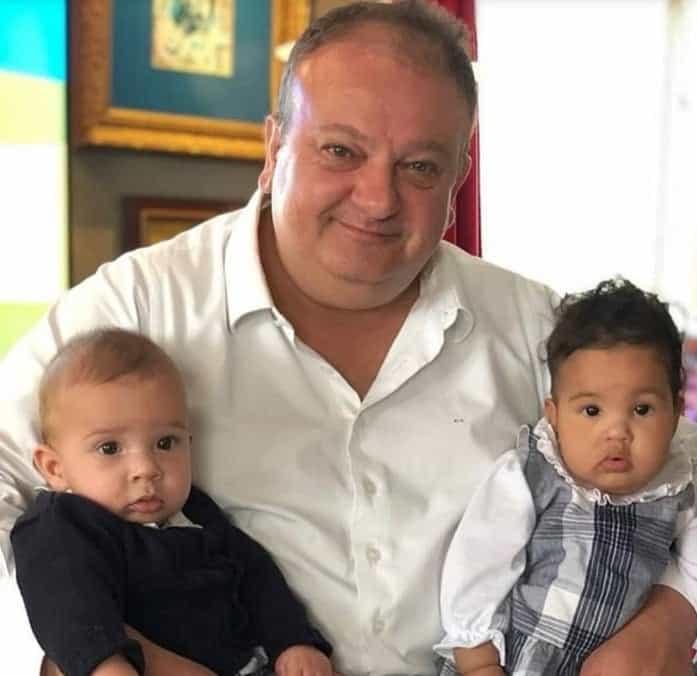 Chef Erick Jacquin descobriu que babá dos seus gêmeos era criminosa