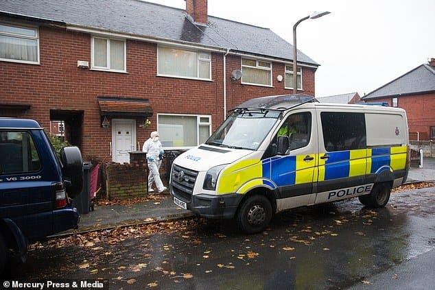 Casa que bebê foi encontrada morta