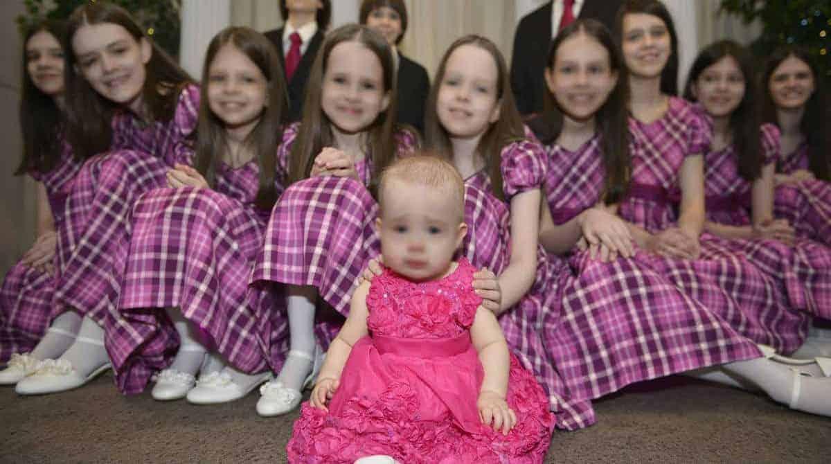 Veja o triste caso dessas 13 crianças