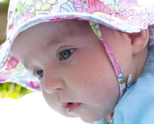Saiba o que fazer para o bebê ficar fresquinho no verão