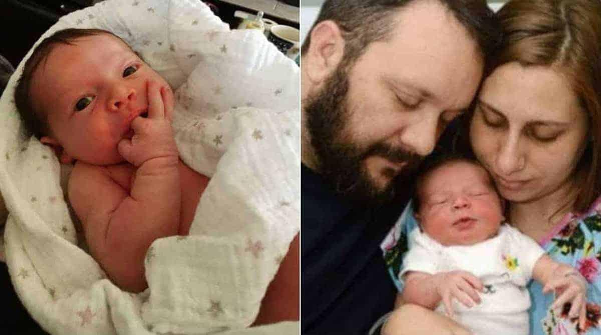 Veja qual foi o relato importante do pai desta bebê