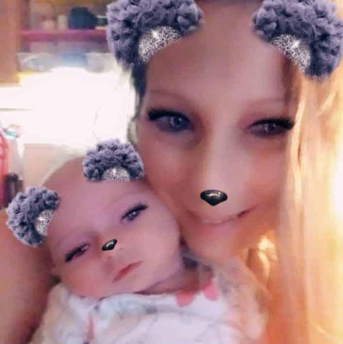Por atitude da mãe, a bebê teve uma overdose