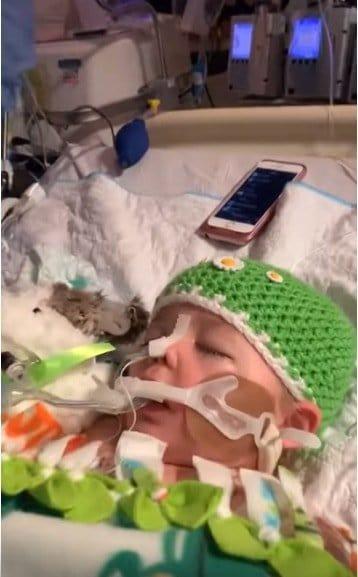 Cora, bebê de um ano, doa órgãos e salva vidas