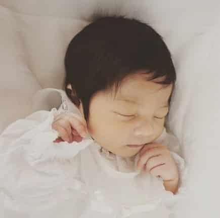 A japonesa Chanco é a bebê ´mais cabeluda do mundo´