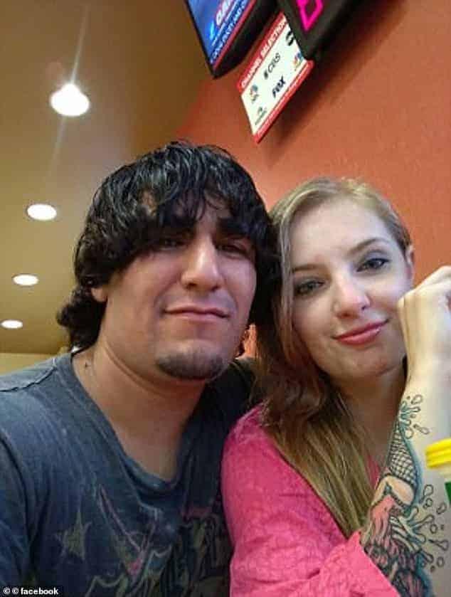 Zachary Paul Koehn e Cheyanne Harris, pais do bebê morto