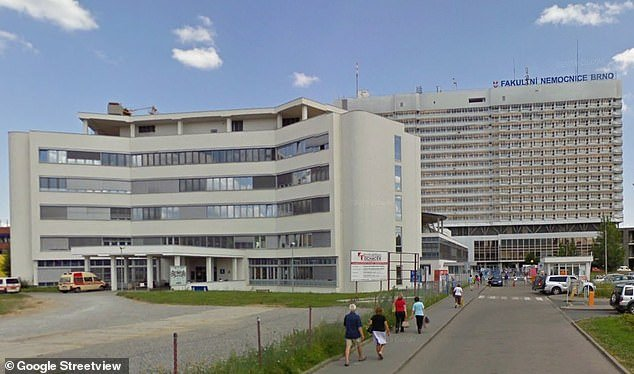 Bebê nasceu neste hospital universitário