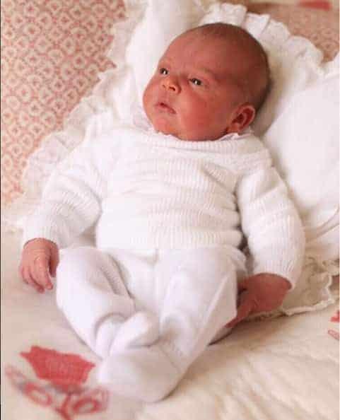 O fofo Louis