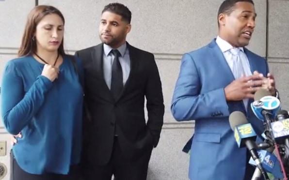 Pai que esqueceu bebês gêmeos no carro com a esposa e o advogado