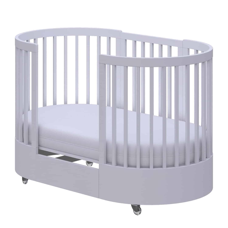 Mais uma variação do berço do bebê Rael
