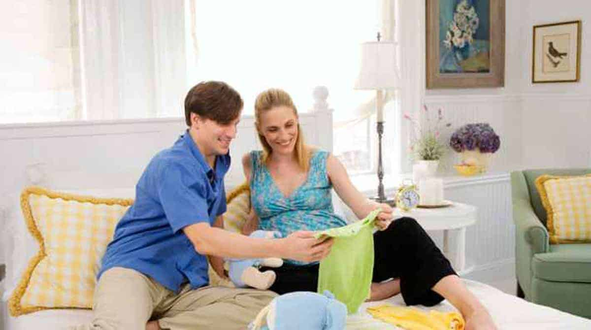 Veja como arrumar a bola de maternidade
