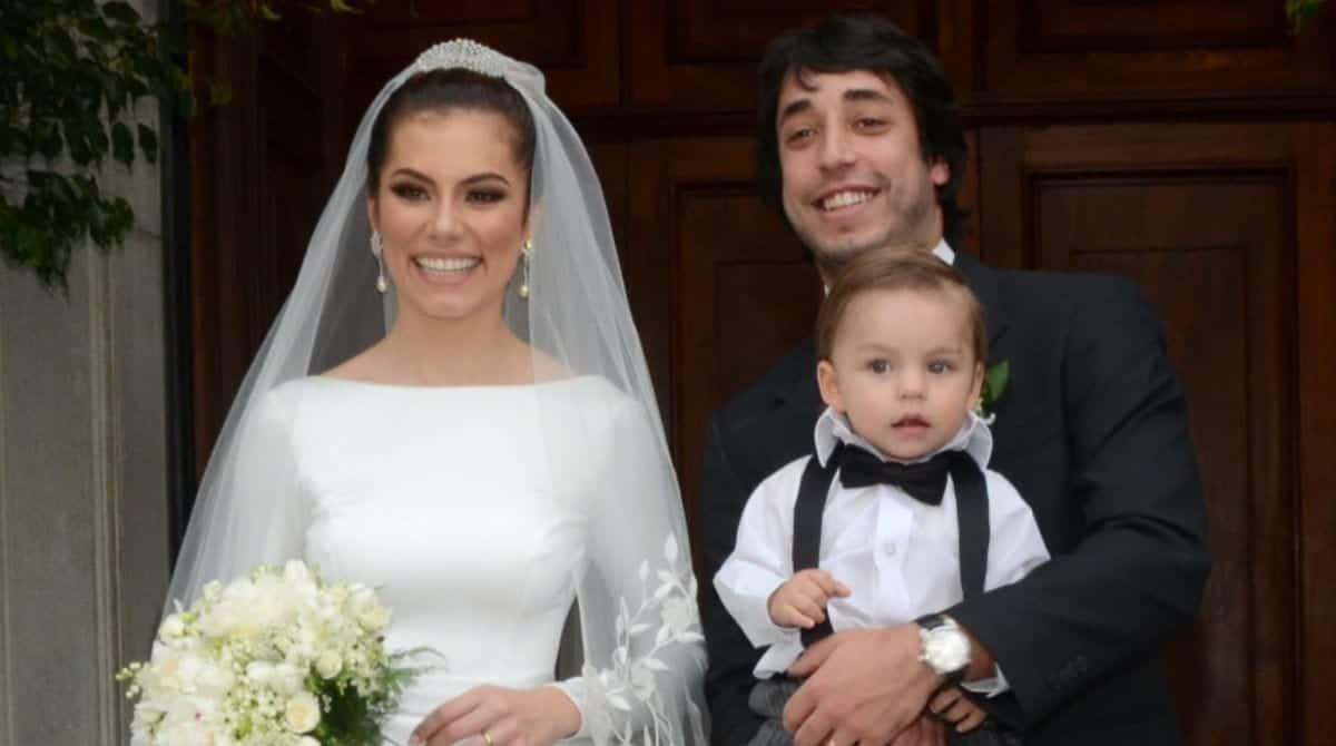 Bruna Hamú confirmou o fim de seu relacionamento