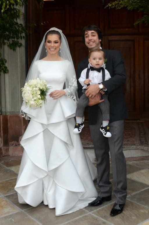Bruna Hamú separou do marido um ano após se casar
