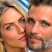 Bruno Gagliasso e Giovanna Ewbank revelaram nova foto de seu bebê
