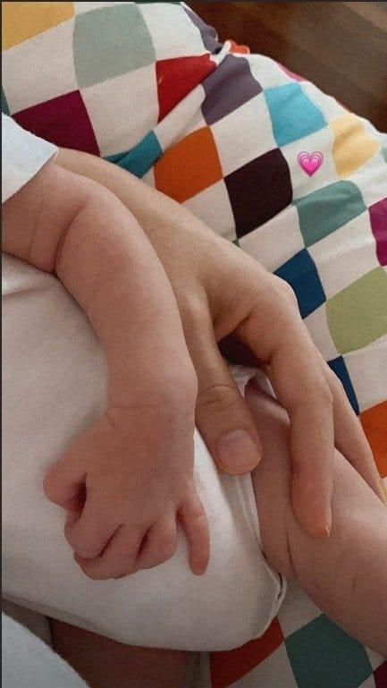 O terceiro filho de Bruno Gagliasso e Giovanna Ewbank
