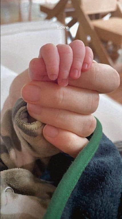 O filho caçula de Bruno Gagliasso e Giovanna Ewbank