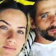 Bruno Gagliasso e Giovanna Ewbank mostraram seu bebê