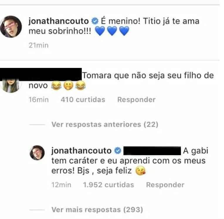 A atriz Letícia Almeida respondeu assim