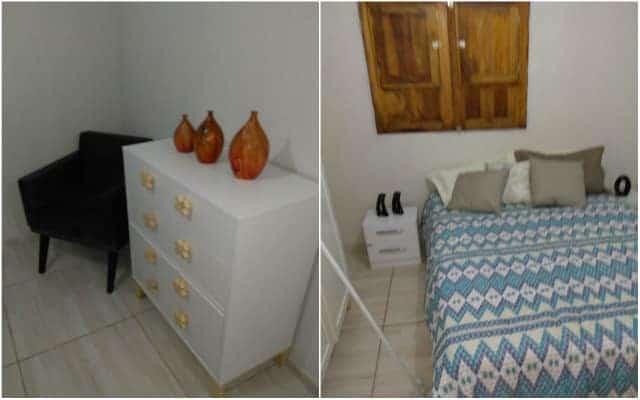 Rivânia da Silva ganhou uma nova casa