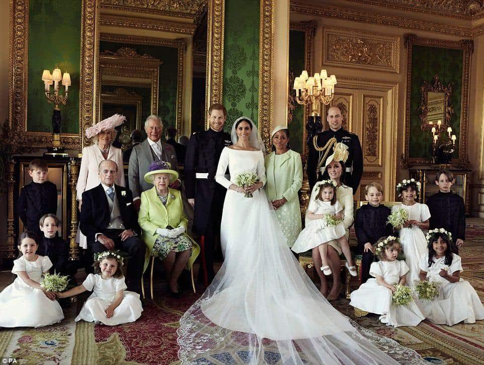 Casamento real de Harry e Meghan