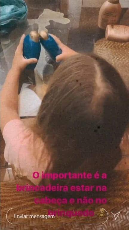 A filha dos atores Cauã Reymond e Grazi Massafera