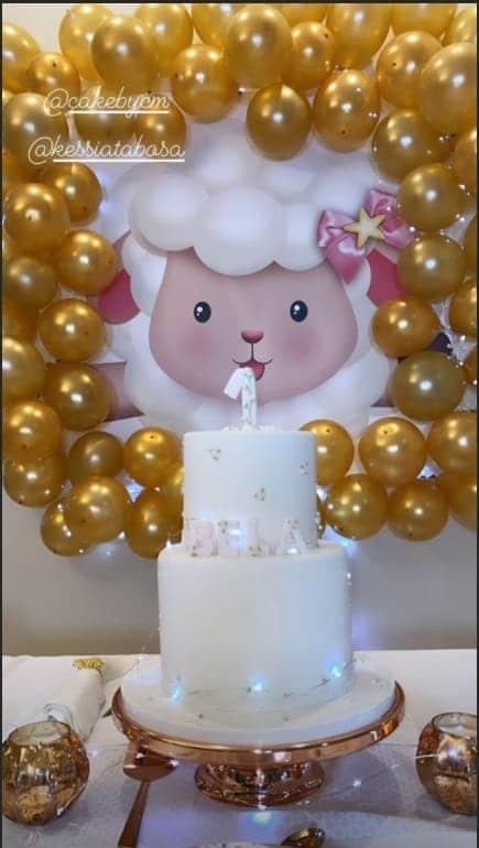 Festa da bebê de Claudia Leitte