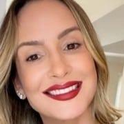 Claudia Leitte comemorou o aniversário de sua bebê