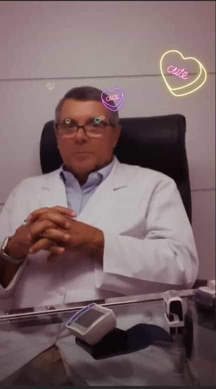 Ginecologista Luiz Eduardo Machado, médico de Claudia Leitte