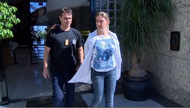 Foi presa a dona da clínica Novo Hamburgo