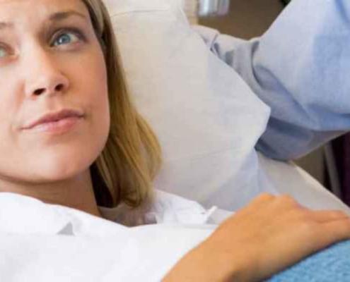 Saiba como é feita a cesárea