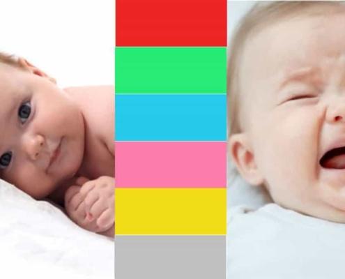 Veja de qual cor pintar o quarto do bebê