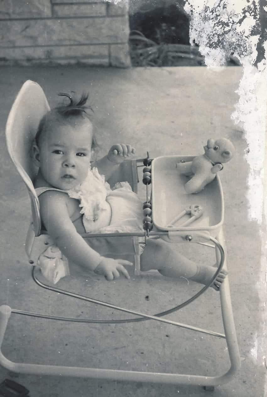Bebês cabeludos x azia