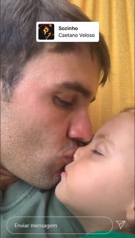 Daniel Cady na rede com Helena