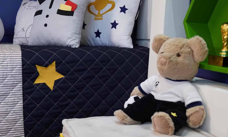 Novo quarto do filho de Neymar Jr