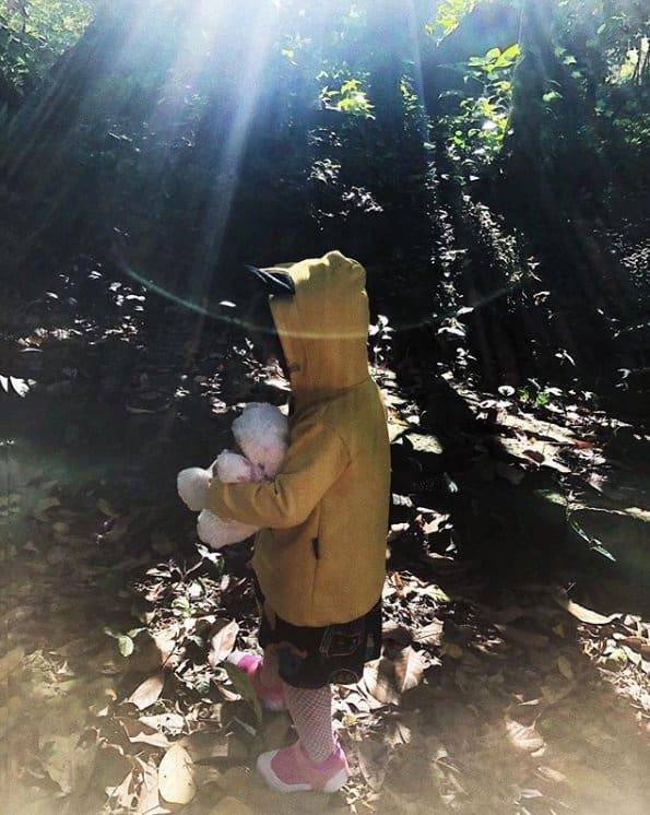 Débora Nascimento mostrou fofíssima imagem de sua bebê
