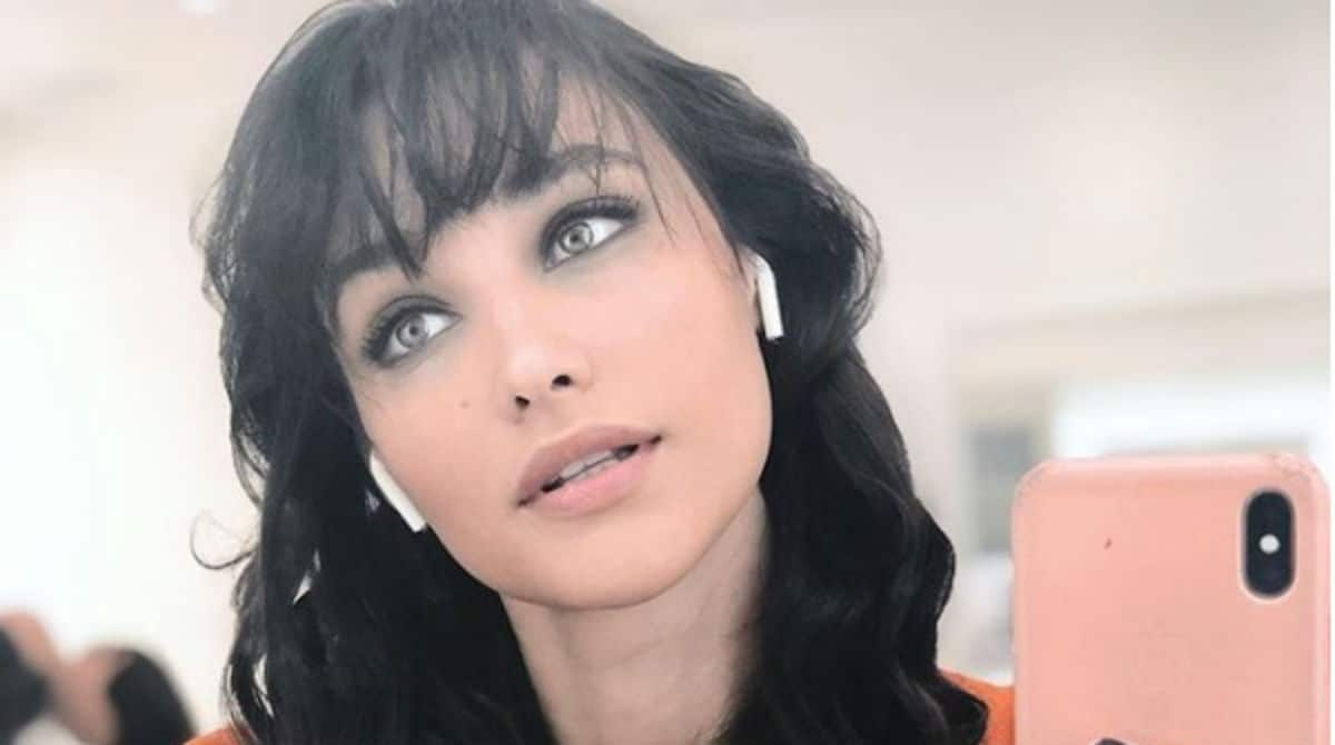 A atriz Débora Nascimento compartilhou essa imagem