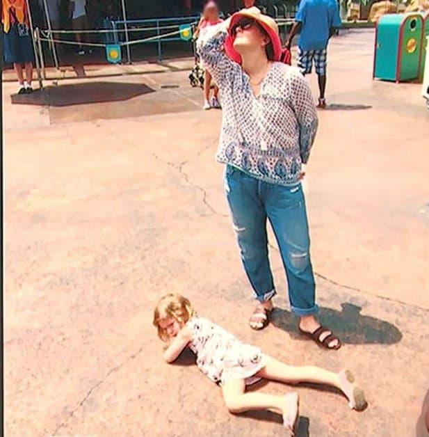 Filha de Drew Barrymore na Disney