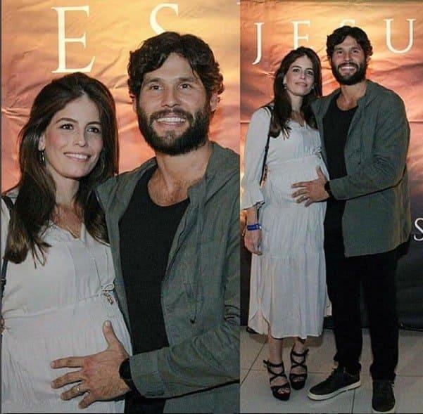 Fernanda Mader esposa do ator Dudu Azevedo