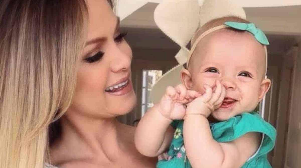 Confira fotos do quarto da bebê Manuela publicado pela mamãe Eliana